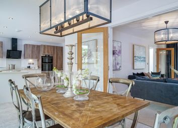 Thumbnail 5 bedroom detached house for sale in Fort Gardens, Oak Drive, Crownhill, Plymouth