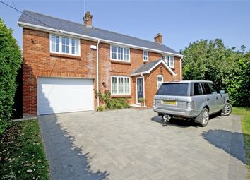 Thumbnail 5 bed detached house for sale in Eastfield Lane, Ringwood