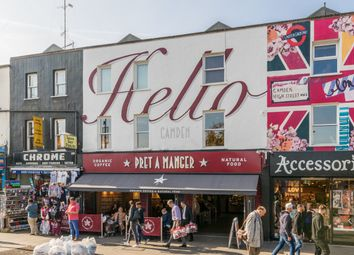 Thumbnail 1 bed flat for sale in Camden High Street, London