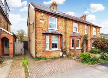 Thumbnail 2 bedroom semi-detached house to rent in Albany Road, Old Windsor, Berkshire