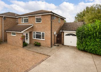 Thumbnail 4 bed detached house for sale in Tower Close, Bassingbourn, Royston