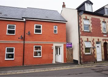 Thumbnail 3 bed end terrace house for sale in Barrington Street, Tiverton