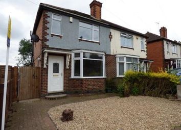 Thumbnail 3 bed semi-detached house for sale in Field Lane, Chaddesden, Derby, Derbyshire