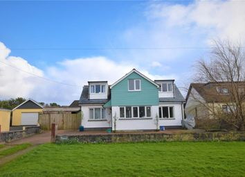 Thumbnail 4 bed detached house for sale in Indian Queens, St. Columb, Cornwall