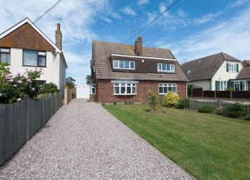 Thumbnail 3 bedroom semi-detached house for sale in Maydowns Road, Chestfield, Whitstable