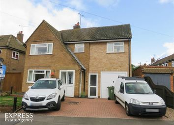 Thumbnail 5 bed detached house for sale in Keble Drive, Syston, Leicester