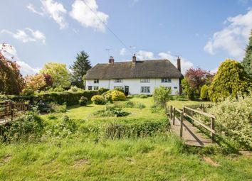 Thumbnail 6 bed cottage for sale in Water End, Ashdon, Saffron Walden