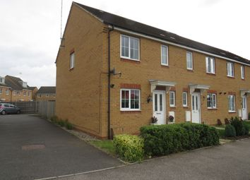 Thumbnail 3 bed end terrace house for sale in Johnson Drive, Leighton Buzzard