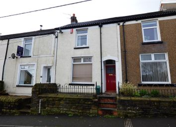 Thumbnail 2 bed terraced house to rent in Cardiff Road, Llantrisant, Pontyclun