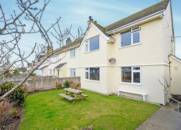 Thumbnail 5 bed end terrace house for sale in St. Newlyn East, Newquay, Cornwall