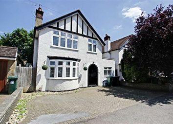 Thumbnail 4 bed detached house for sale in Hamilton Road, Hunton Bridge, Kings Langley