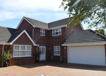 Thumbnail 4 bed detached house to rent in Ffordd Draenen Ddu, West Cross, Swansea