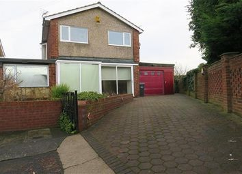 Thumbnail 3 bed detached house for sale in Wylam Close, South Shields