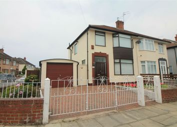 Thumbnail 3 bed semi-detached house for sale in Montgomery Road, Walton, Merseyside