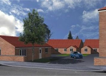 Thumbnail 2 bed semi-detached bungalow for sale in Magistrates Court, Worksop, Nottinghamshire