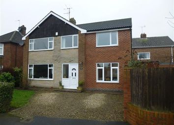 Thumbnail 4 bedroom detached house for sale in Lycett Road, Dringhouses, York