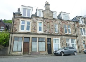 Thumbnail 2 bed flat for sale in Flat 2/2, Albert Place, Kilchattan Bay
