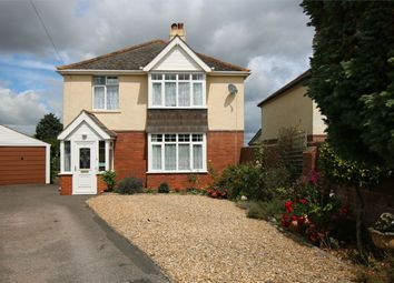 Thumbnail 3 bed detached house for sale in Endsleigh Crescent, Blackhorse, Nr Clyst Honiton, Exeter