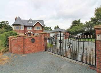 Thumbnail 5 bedroom detached house for sale in Carr End Lane, Stalmine, Lancashire