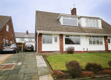 Thumbnail 3 bed semi-detached house for sale in Greenford Close, Orrell, Wigan