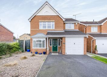 Thumbnail 4 bed detached house for sale in Northfield Drive, South Kirkby, Pontefract