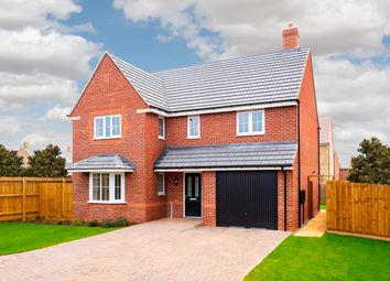 """Thumbnail 4 bed detached house for sale in """"Halesowen"""" at Blackthorn Crescent, Brixworth, Northampton"""