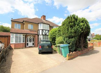 Thumbnail 4 bed semi-detached house for sale in Tudor Avenue, Watford, Herts