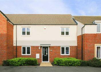 Thumbnail 3 bedroom terraced house for sale in Bluebell Gardens, Broughton Gate, Milton Keynes, Bucks