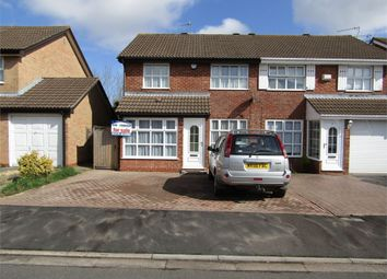 Thumbnail 3 bed semi-detached house for sale in Smythe Croft, Windways, Bristol