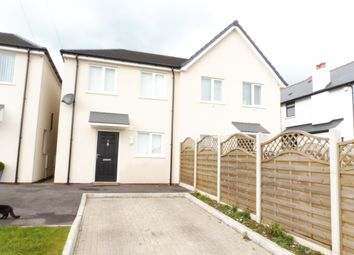 Thumbnail 3 bedroom property to rent in Ty Fry Gardens, Rumney, Cardiff