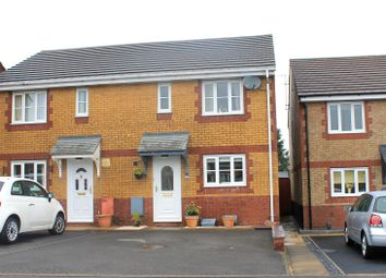 Thumbnail 3 bed semi-detached house for sale in Ridgewood Gardens, Cimla, Neath