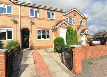 Thumbnail 3 bed terraced house to rent in North Royds Wood, Barnsley