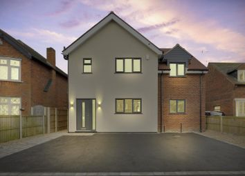 Thumbnail 4 bed detached house for sale in Ridsdale Road, Sherwood, Nottinghamshire