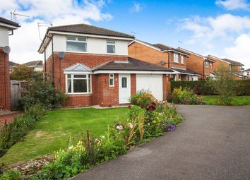 Thumbnail 3 bed detached house to rent in Tarvin Close, Middlewich