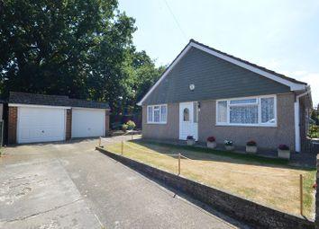 Thumbnail 3 bed detached bungalow for sale in Parbury Rise, Chessington, Surrey.