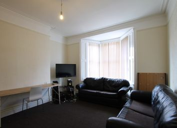 Thumbnail 5 bedroom terraced house to rent in Heaton Hall Road, Heaton, Newcastle Upon Tyne