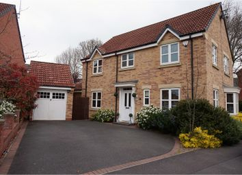 Thumbnail 4 bed detached house for sale in Prestwick Way, Chellaston