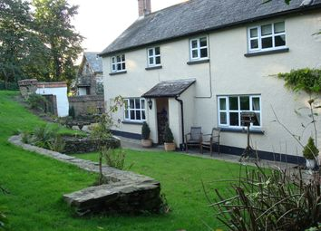 Thumbnail 5 bed farmhouse to rent in Ash Mill, South Molton