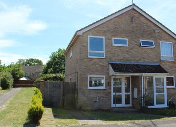 Thumbnail 2 bed semi-detached house to rent in Willingdon, Kingsnorth, Ashford