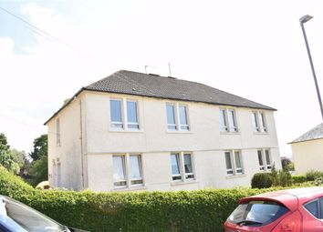 Thumbnail 1 bed flat for sale in 16, Oldhall Drive, Kilmacolm, Renfrewshire