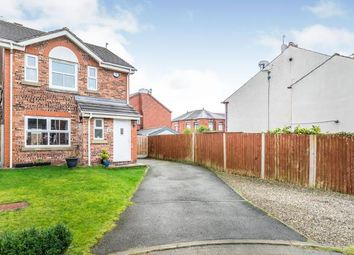 Thumbnail 3 bed detached house for sale in Dever Avenue, Leyland, Lancashire