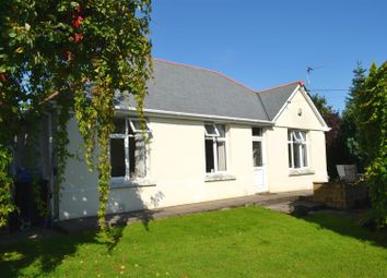 Thumbnail 3 bed detached bungalow for sale in Blakeshill Road, Landkey, Barnstaple