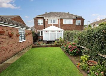 Thumbnail 3 bed semi-detached house for sale in Scholey Road, Wickersley, Rotherham, South Yorkshire
