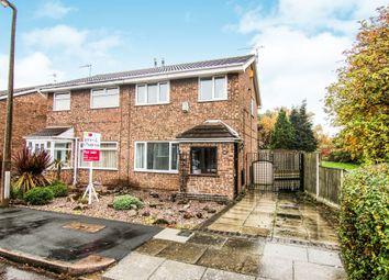Thumbnail 3 bed semi-detached house for sale in Tunstall Close, Upton, Wirral