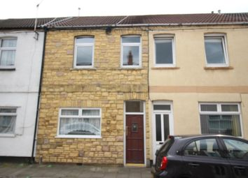 Thumbnail 3 bed terraced house for sale in Coronation Street, Risca, Newport