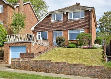Thumbnail 4 bed detached house for sale in Windmill Drive, Brighton, East Sussex