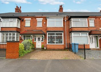 3 bed terraced house for sale in Welwyn Park Road, Hull, East Yorkshire HU6