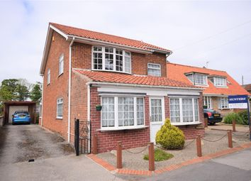Thumbnail 4 bed detached house for sale in Main Street, Sewerby, Bridlington