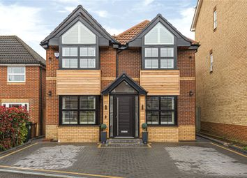 5 bed detached house for sale in Merlin Way, Leavesden, Watford, Hertfordshire WD25