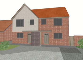 Thumbnail 2 bed semi-detached house for sale in East Way, Drayton, Abingdon
